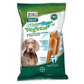 Joki Plus Dent Star Bar Vegetal 210 g