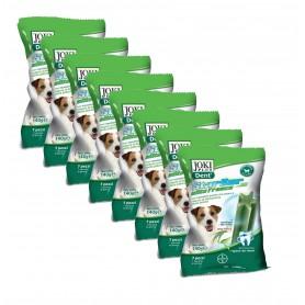Joki Plus Dent Star Bar FRESH Taglia Piccola S 140 g - Box 8 Pezzi