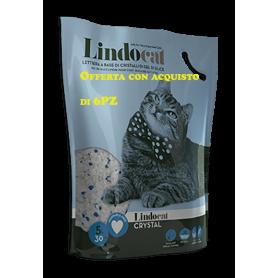Lindocat CRYSTAL OFFERTA 6PZ Silica gel liner 15 lt