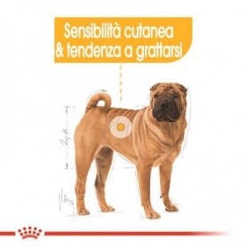 FORZA10 Medium Diet Cavallo e Piselli 12 kg