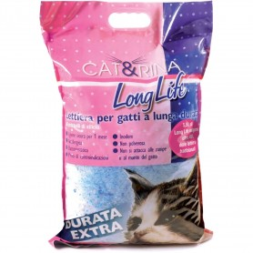 CAT&RINA Longlife lettiera Silicio 5,5 l