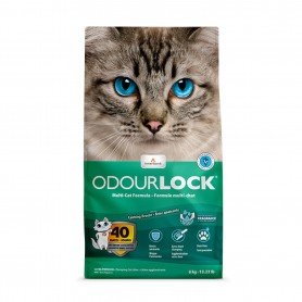 Cat Litter ODOURLOCK Calming Breeze 6 KG