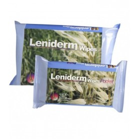 ICF Leniderm Wipes Pocket 15 pz