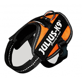 JULIUS-K9 Pettorina Powerharness IDC Mis. Mini-Mini S Arancione Flou