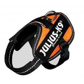 JULIUS-K9 Powerharness IDC Mis. Mini-Mini S Orange