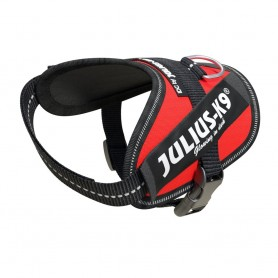 JULIUS-K9 Powerharness IDC Mis. Baby 2 XS-S Red