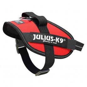 JULIUS-K9 Pettorina Powerharness IDC Mis. Mini-Mini S Rosso