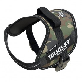 JULIUS-K9 Powerharness IDC Mis. Mini M Camouflage