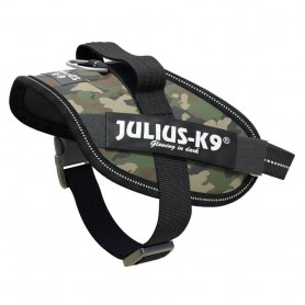 JULIUS-K9 Powerharness IDC Mis. Mini-Mini S Camouflage