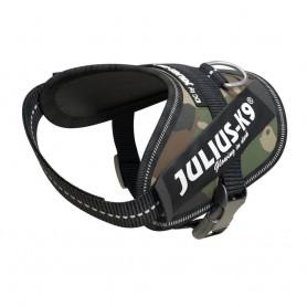 JULIUS-K9 Powerharness IDC Mis. Baby 2 XS-S camouflage