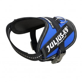 JULIUS-K9 Powerharness IDC Mis. Baby 2 XS-S Blue