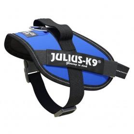 JULIUS-K9 Powerharness IDC Mis. Mini-Mini S Blue