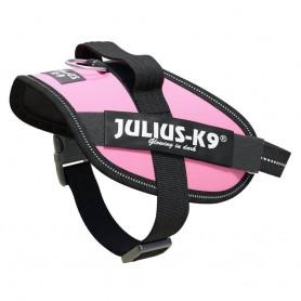 JULIUS-K9 Powerharness IDC Mis. Mini-Mini S Pink