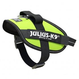 JULIUS-K9 Powerharness IDC Mis. Mini-Mini S Flou Yellow