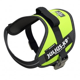 JULIUS-K9 Powerharness IDC Mis. Mini M Flou Yellow