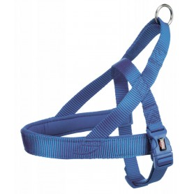 TRIXIE Harness Premium Comfort Norwegian S-M Blue