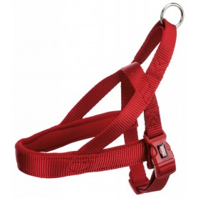 TRIXIE Harness Premium Comfort Norwegian S-M Red