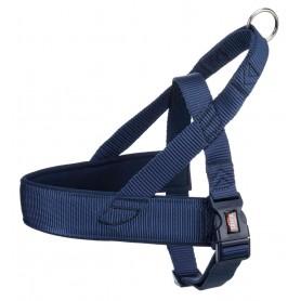 TRIXIE Harness Premium Comfort Norwegian M-L Blue