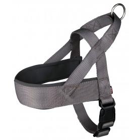 TRIXIE Harness Premium Comfort Norwegian L Grey