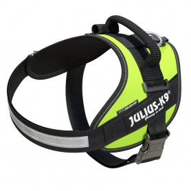 JULIUS-K9 Powerharness IDC Mis. 0 M-L Fluo Yellow