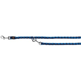 TRIXIE Leash Tubular Trainer S-M Denim/Blue
