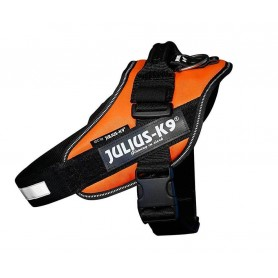 JULIUS-K9 Powerharness IDC Mis. 0 M-L Orange