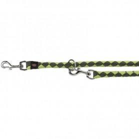 TRIXIE Leash Tubular Trainer L-XL Forest/Green