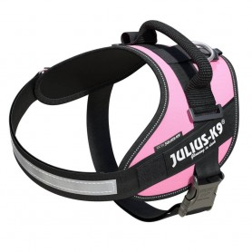 JULIUS-K9 Powerharness IDC Mis. 0 M-L Pink