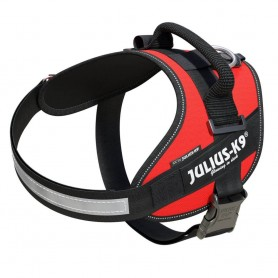 JULIUS-K9 Powerharness IDC Mis. 0 M-L Red