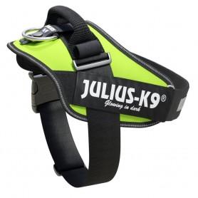 JULIUS-K9 Pettorina Powerharness IDC Mis. 1 L Giallo Fluo