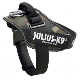 JULIUS-K9 Pettorina Powerharness IDC Mis. 1 L Camouflage