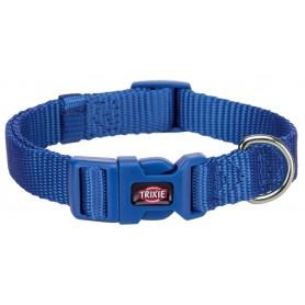 TRIXIE Collar S-M BLUE