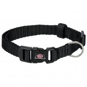 TRIXIE Collar M-L BLACK
