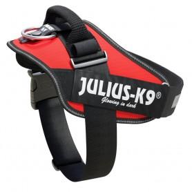 JULIUS-K9 Pettorina Powerharness IDC Mis. 1 L Rosso