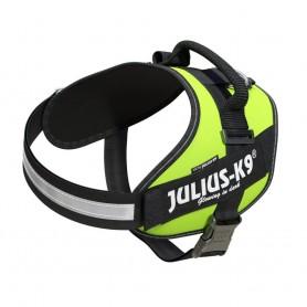 JULIUS-K9 Powerharness IDC Mis. 2 L-XL Fluo Yellow