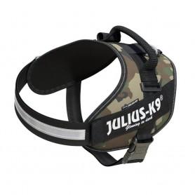 JULIUS-K9 Powerharness IDC Mis. 2 L-XL Camuoflage