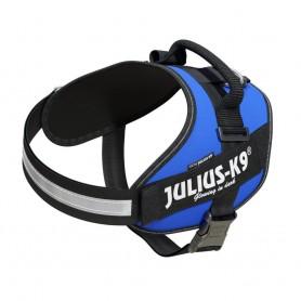 JULIUS-K9 Powerharness IDC Mis. 2 L-XL Blue