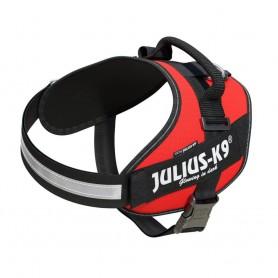 JULIUS-K9 Powerharness IDC Mis. 2 L-XL Red