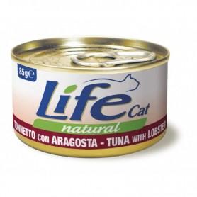 PROMO 24pz LifeCat Tuna e Lobster 24x85g