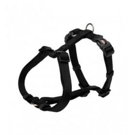 TRIXIE H-Harness Premium M-L BLACK