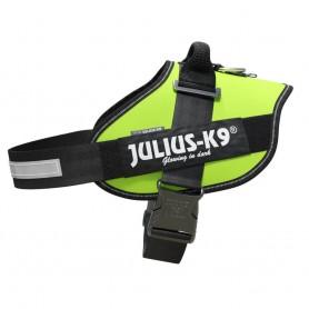 JULIUS-K9 Pettorina Powerharness IDC Mis. 3 XL Giallo Flou