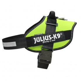 JULIUS-K9 Powerharness IDC Mis. 3 XL Fluo Yellow
