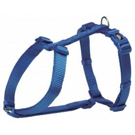 TRIXIE H-Harness Premium M-L BLUE