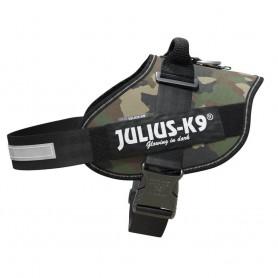 JULIUS-K9 Powerharness IDC Mis. 3 XL Camouflage