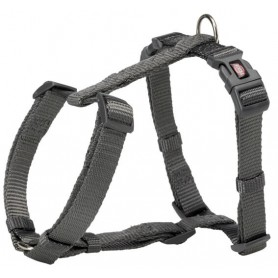 TRIXIE H-Harness Premium M-L GREY