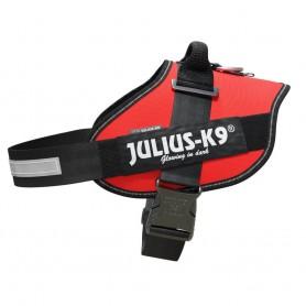 JULIUS-K9 Pettorina Powerharness IDC Mis. 3 XL Rossa