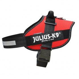 JULIUS-K9 Powerharness IDC Mis. 3 XL Red