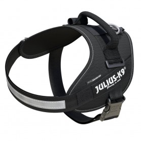 JULIUS-K9 Powerharness IDC Mis. 0 M-L Black