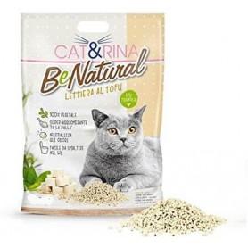 CAT&RINA Benatural Lettiera al Tofu 12 L MULTIPACK 4PZ