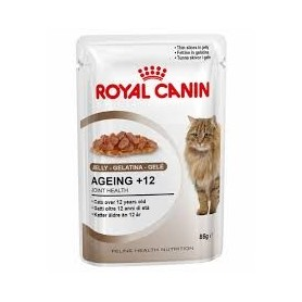 Royal Canin Wet Cat Ageing +12 Jelly 85 g x 12 pcs